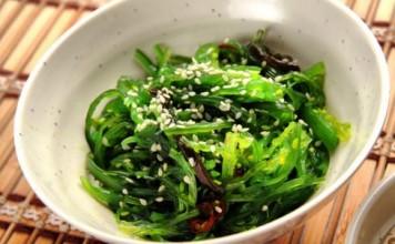 manger des algues