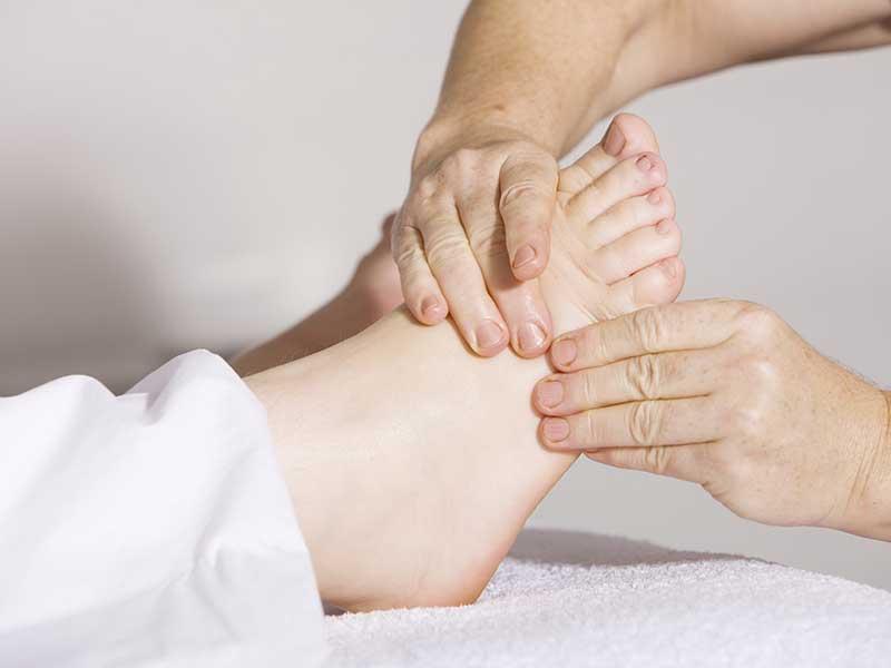 maux de pieds causes