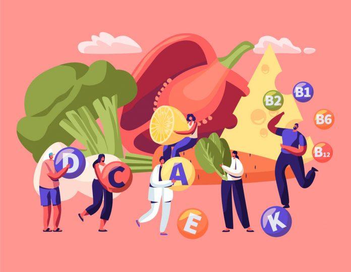 Mode de vie sain, choix d'aliments biologiques