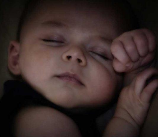 sommeil chez l'enfant