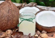 huile de coco pour nourrir les cheveux